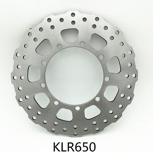 Brake disc for brake disc at the front of Kawasaki KLR650 2008-2019