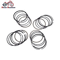 STD 57mm Motorcycle Engine Piston and Ring Kit For KAWASAKI ZXR400 ZXR 400 89-96 ZX-4 F3 ZX-4F3 1988