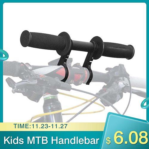 Kids MTB Handlebar Perfect  Use With Kids Bike Seat MTB Mountain Bike Handlebar Bicycle Handlebar Bike Use With Kids Bike Seat