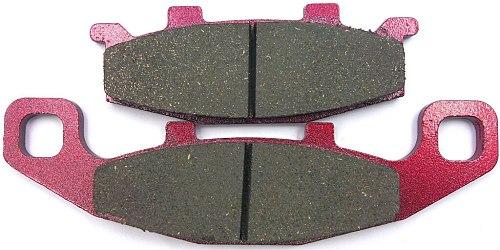 for KAWASAKI ER5 ER-5 500 1997 - 2000 Front Rear Brake Pad Drum Shoe Set 1999 1998 97 99 98 00