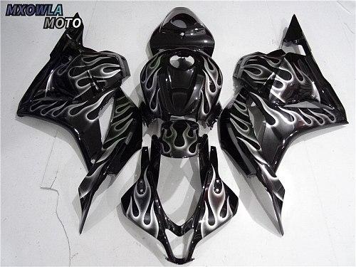 Pattern black Full Fairings Kit Green Fairing For  CBR600RR F5 05-06 Motorcycle Complete Bodywork