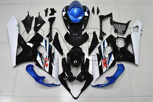 GSXR 1000 05 Full Body Kits GSXR 1000 2006 Plastic Fairings for Suzuki GSXR1000 2005 - 2006 K5 Fairing