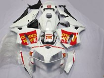 4Gifts Injection Mold New ABS Motorcycle Full Fairings kit Fit for CBR600RR F5 2005 2006 05 06 Body set red yellow