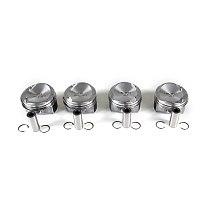 06H 107 065 T Piston Ring & Piston Kit Assembly Set For V-W Passat CC 1.8TFSI 06J 198 151 B Pin 21mm 06H107065T