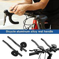 Ergonomics Cycling Handlebar Covers Bike Grips Bicycle Rest TT Handlebar Clip Extension Triathlon MTB Road Bike Rest Handle Bar