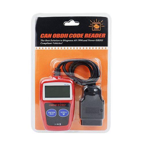 MS309 OBD2 Scanner Multi-languages Automotive Scanner Engine Diagnostic Tool ODB 2 EOBD MS309 Auto Diagnostic Scan Tool