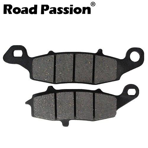 Road Passion Motorbike Rear Brake Pads For Suzuki C M 1800 R C1800R M1800R 1800R VLR1800 VLR 1800 Intruder 2006-2014