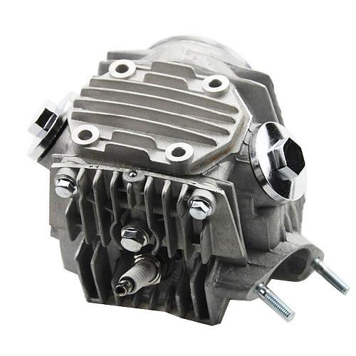 Professional 110CC engine cylinder head Assy 1P52FMH for 110cc ATV Go Kart  Dirt Bike pit bike motorcycle