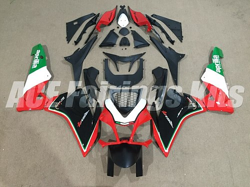 New Injection mold ABS Full Fairing kits Fit for Aprilia RSV4 1000 2009-2014 09 10 11 12 13 14 Fairings nice red black
