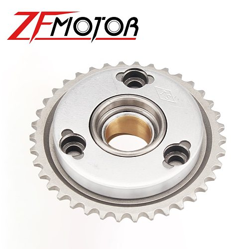 Motorcycle Engine parts one way Starter Clutch Overrunning Clutch Gear For HONDA CA250 CBT125 CM125 DD250 JH250 CBT250
