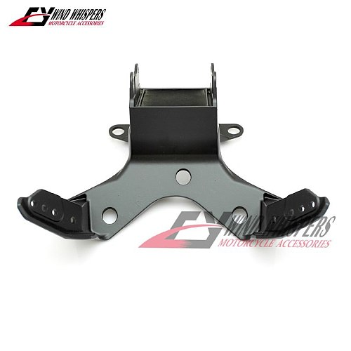 Motorcycle Front Upper Fairing Cowling Headlight Headlamp Stay Bracket Holder For Yamaha YZF-R6 YZF R6 2006 2007