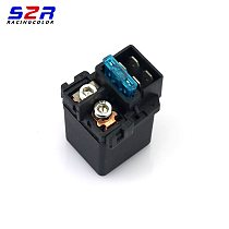 S2R Motorcycle Accessories Starter Solenoid Voltage Starter Relay for Yamaha FZ16 FZ-16 FZ 16 YS150 Electric Motor Spare Parts
