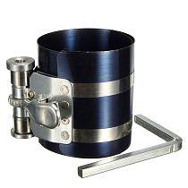 3\  Car Engine Piston Ring Compressor Tool Installer Band Ratcheting 53-125mm E7CA