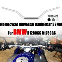 for BMW R1200GS R1250GS ADV LC R 1200 1250 R1200 GS 2013-2021 Universal Motorcycle Handlebar Handlebars Aluminum Handle Bar 28mm