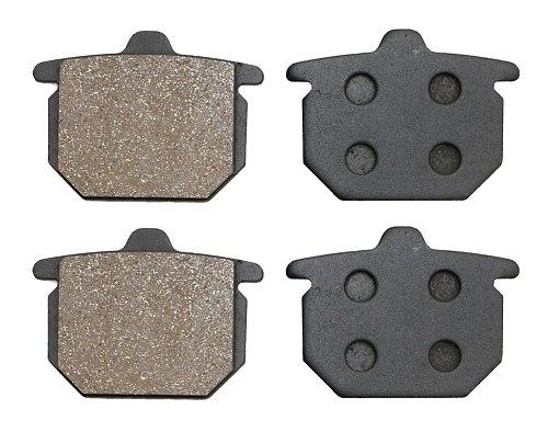 Brake Shoe Pads set for HONDA GL1000 GL 1000 K1 K2 Goldwing 1975 1976 1977 / K3 Goldwing 1978 1979