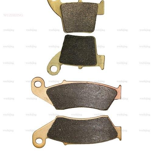 Brake Shoe Pads set for HONDA CRF 450 CRF450 R 2002 - 2017 2016 2015 2014 2013 2012 2011 2010 2009 2008 2007 2006 2005 2004 2003