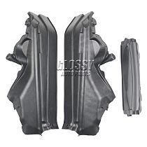 AP03 3pcs Car Engine Upper Compartment Partition Panel Set For BMW X5 X6 E70 E71 E72 51717169419 51717169420 51717169421