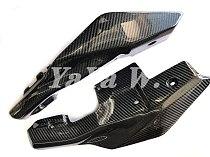 Real Full Carbon Fiber Rear Seat Side Panel  Kit Fit For Yamaha MT-09 2014 2015 2016  Fairings Yamaha MT09 Rear Seat Side Panel
