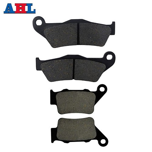 For 620 All Models 1995-2000 LC4 625SC E640 Enduro Supermoto 640 Aventure SXC625  Motorcycle Front Rear Brake Pads Kit