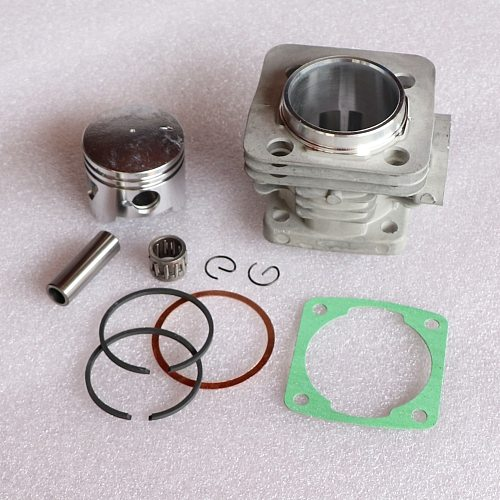 49cc (44-6) engine cylinder head with piston pin, complete kit 2 stroke mini dirt bike atv quad pocket