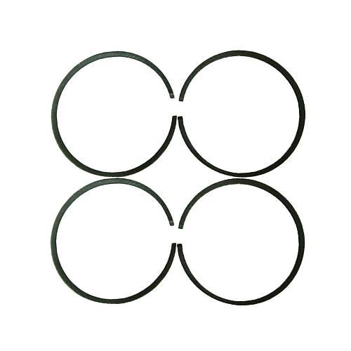 4pcs 47mm Piston Rings For 66cc 80cc Engine Motorised Bicycle Bike