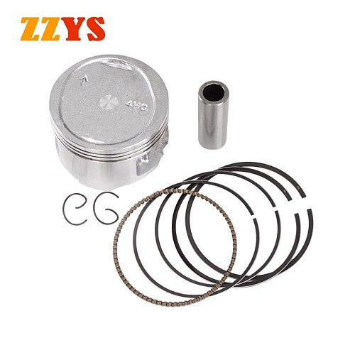 Motorcycle Size 69mm 69.25mm 69.5mm 69.75mm 70mm Piston Rings Kit For YAMAHA YP250 Majesty 4HC YP 250 4 HC