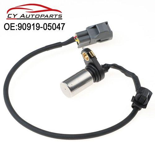 New Crankshaft Sensor For Toyota Avensis Previa Rav Camry Wish Aurion 90919-05047 9091905047 90080-19024 PC406 5S1922 SU6216