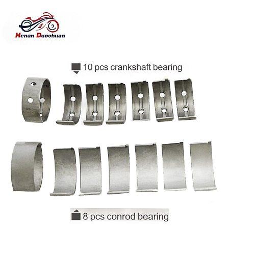 CBR1000 Connecting Rod & Crankshaft Tile for HONDA CBR 1000 2004-2018 Motorcycle Engine Big End Bearings/Conrod Bearing Set #be