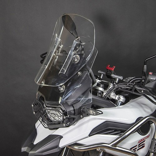 F850 GS ABS Plastic Front Adjustable WindShield Windscreen Wind Deflector for BMW F750GS F850GS F750 GS 2018 2019 2020