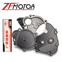 Engine Cover Motor Stator Cover CrankCase Side Cover Shell For Kawasaki ZX-10R 2006 2007 2008 2009 2010 ZX10R ZX 10R 06-10