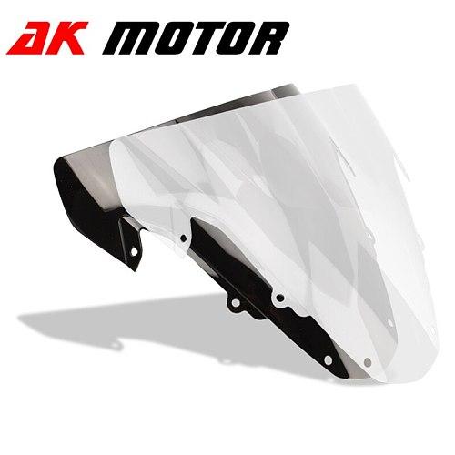 For Suzuki GSXR1000 GSXR 1000 R K3 2003 2004 Black Motorcycle Windshield WindScreen screen GSX-R1000 02 03
