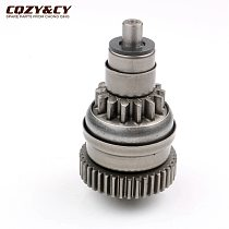 starter bendix gear / starter clutch for VESPA X Evo 125 V X7 Eu 3 V X8 Premium Eu Street Eu 2 125cc 100254730 82612R 14T/40T