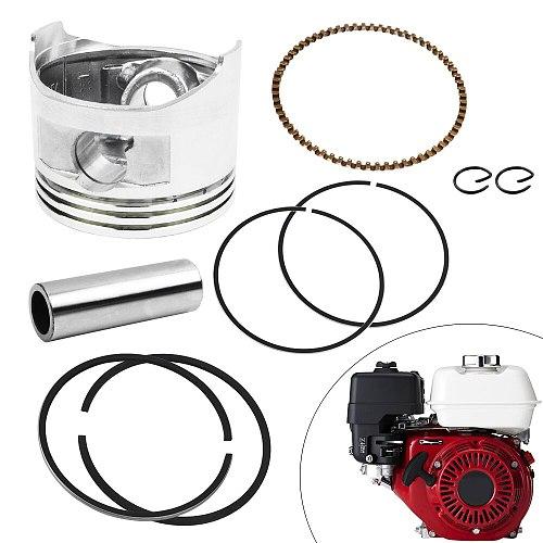 68mm Piston Rings Kit With Pin For Honda GX160 GX200 5.5HP 6.5HP Engine Motor Generator Water Pump 13101-ZH8-010