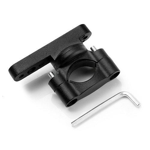 19mm-33mm Universal Multifunction Motorcycle bracket headlight mounting brackets motocross bicycle water cup holders handlebar