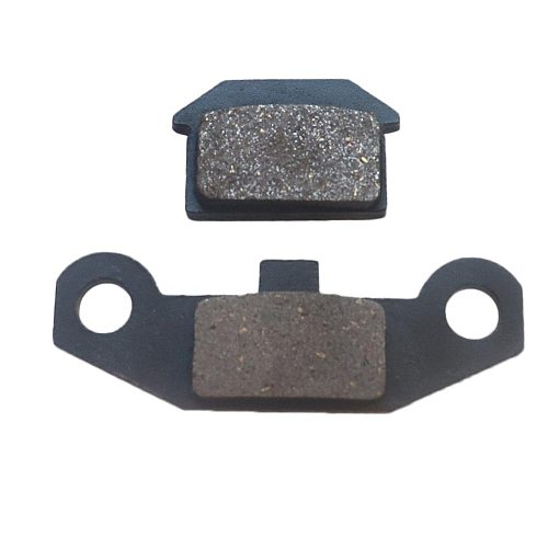 Motorcycle ATV Quad parts Brake Pads For 50cc 70cc 90cc 110cc 125cc 140cc 150cc 160cc bull front brake Dirt Pit Bike