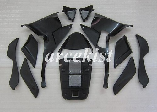 Top Injection Mold New ABS Motorcycle Full Fairings kit Fit for CBR1000RR 06 07 CBR1000RR CBR1000 2006 2007 body set gray Repsol