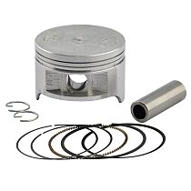 Motorcycle Cylinder Parts Piston Ring Kits For Honda SL230 Bore Standard Size 65.5mm  65.75mm 66mm