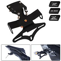 Motorcycle Tail Tidy License Plate Holder For Kawasaki Z900 Z 900 2017 2018 2019 2020+ Fender Eliminator Accessories