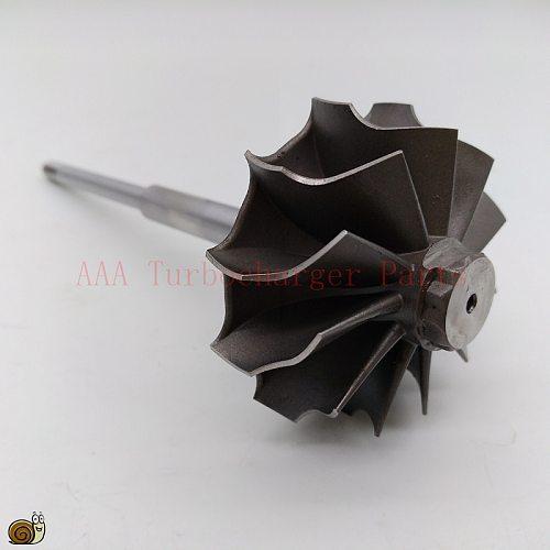 RHF55V Turbine wheel 50.9x56.3mm 8980277725/2/1/0, 898027-7725,VAA40016, VBA40016 supplier AAA Turbocharger parts