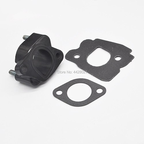 Fit for Yamaha Gas Golf Cart G2, G8, G9, G11, G14 Carburetor Carb Joint Spacer & Gaskets
