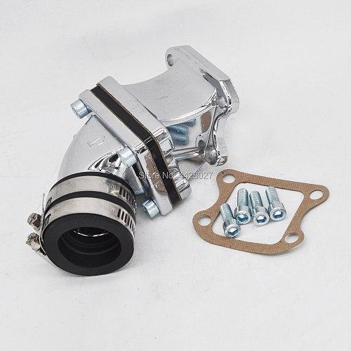 High performance intake manifold 2 strokes for Honda ZX SE50 SK50 SA50 DIO50 AF18/27/28
