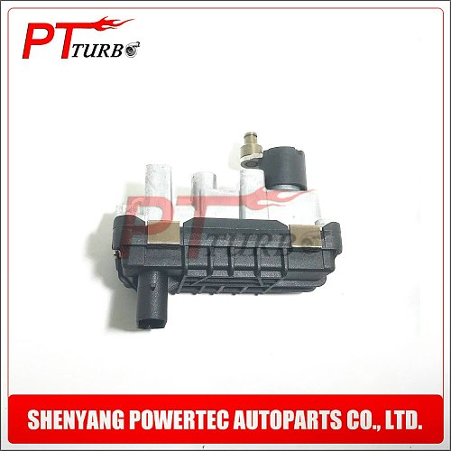 G-13 761963 6NW009483 769674 Turbo Parts Internal Wastegate For Mitsubishi Outlander 2.2 DI-D 115Kw Turbine Electronic Actuator