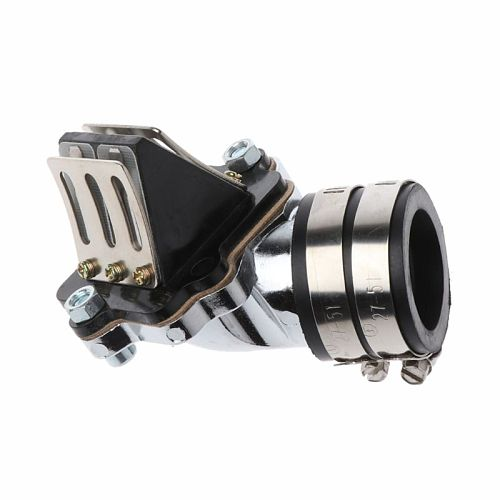 Carburetor Intake Manifold For 50cc 2 Stroke Scooter Vento ZIP JOG90