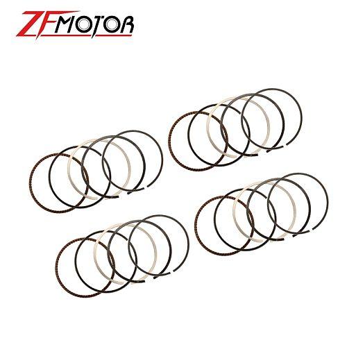 STD 55mm Piston Rings for HONDA CB400 CB-1 VTEC 400 CBR400 CBR23 VFR400 VFR NC21 NC23 NC27 NC29 NC30 NC35 36 NC31 NC39