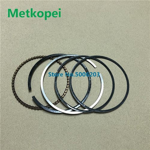 Motorcycle CG200 piston ring 63.5 mm size 1.0*1.0*2.5mm  for Honda Zone 200cc CG 200 egine spare parts