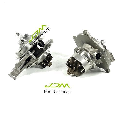 Pressure Low +High Turbo Cartridge CHRA For Ford F350 450 550 250 Powerstroke Super Duty 6.4L V8