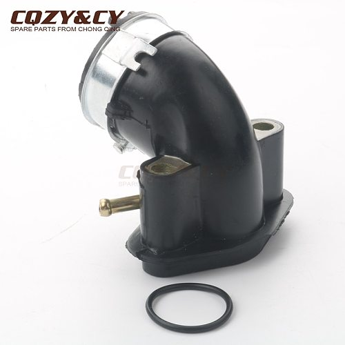 Scooter Intake manifold for SYM Fiddle 2 50 Orbit 1 Symply 50cc 4-stroke AC after 2008