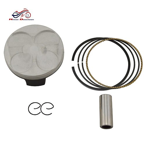 Motorcycle Engine Parts Assembly Piston Set for CRF250X 2007-2016 CRF 250 Piston & Ring Kit STD 78mm #c