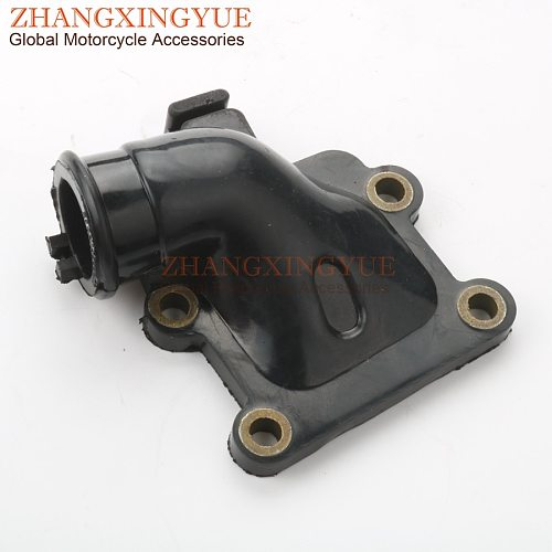 high quality Intake Manifold for MBK Booster Next One Rocket Spirit Track 50 Stunt Naked 50cc AC 2-stroke
