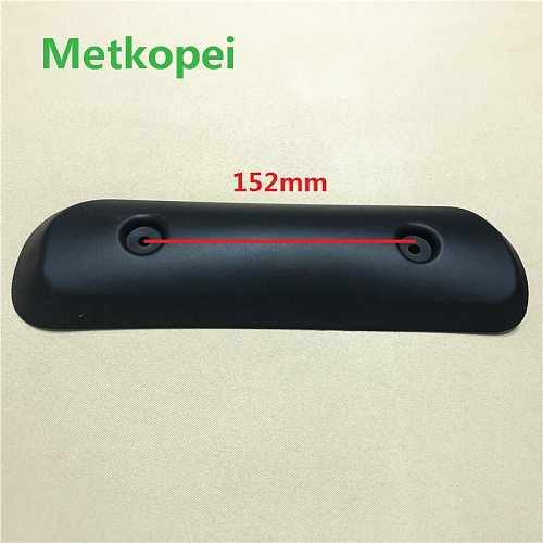 For Suzuki LET'S 50 LETS50 LET'S50 scooter Imitation carbon fiber Exhaust pipe protective Cover Muffler insulation plastic cover